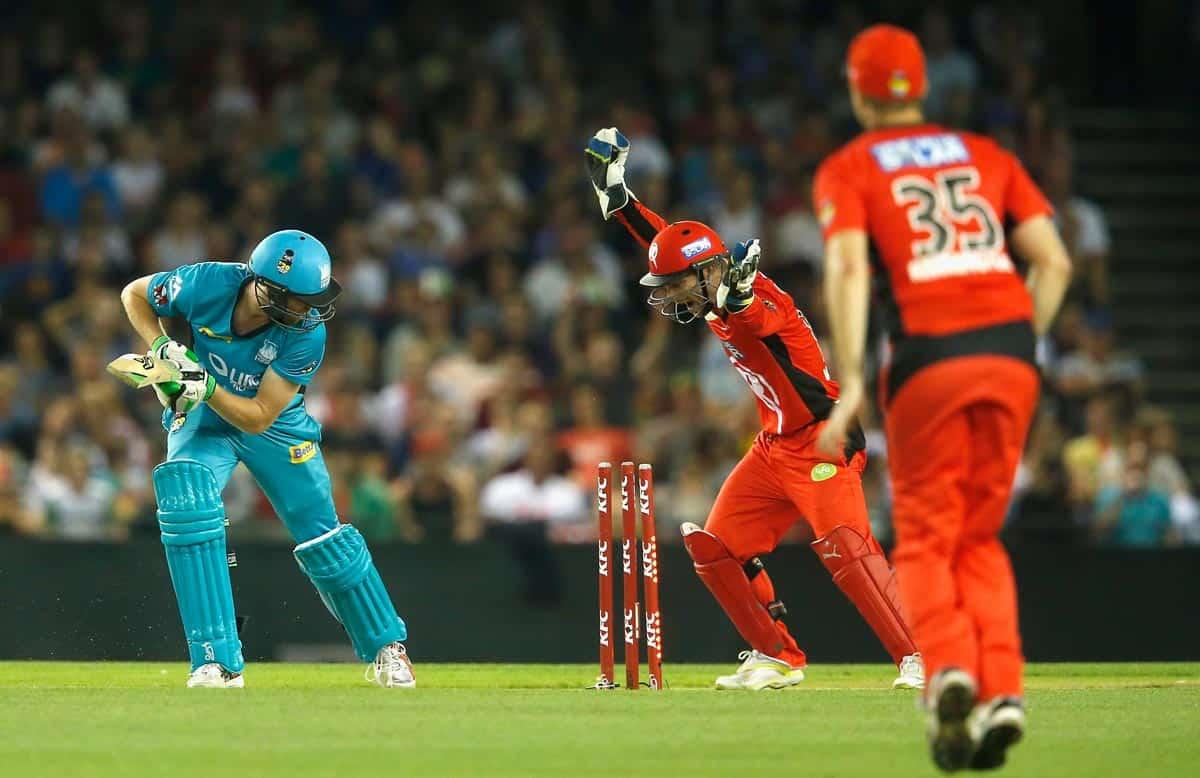 BRISBANE HEAT VS MELBOURNE RENEGADES MATCH WINNER NEWS
