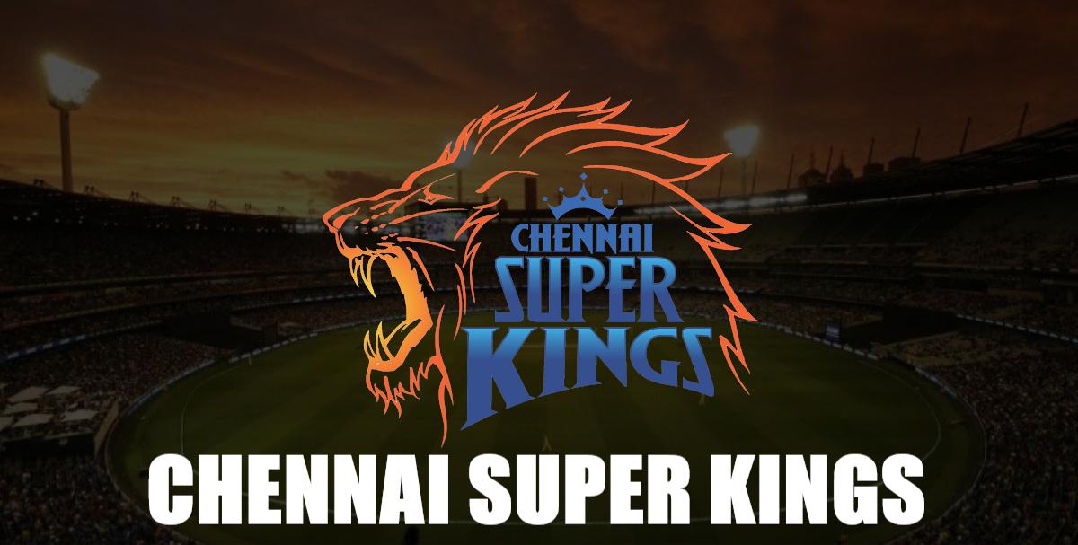 Chennai Super Kings Banner