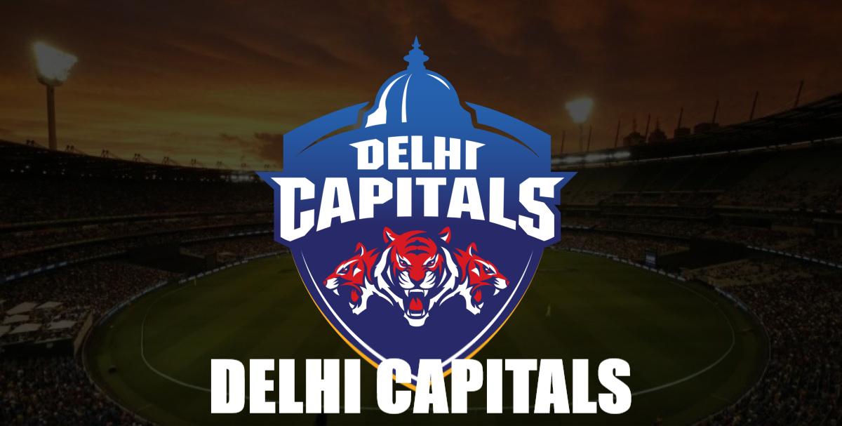 Delhi Capitals Banner IPL 2021