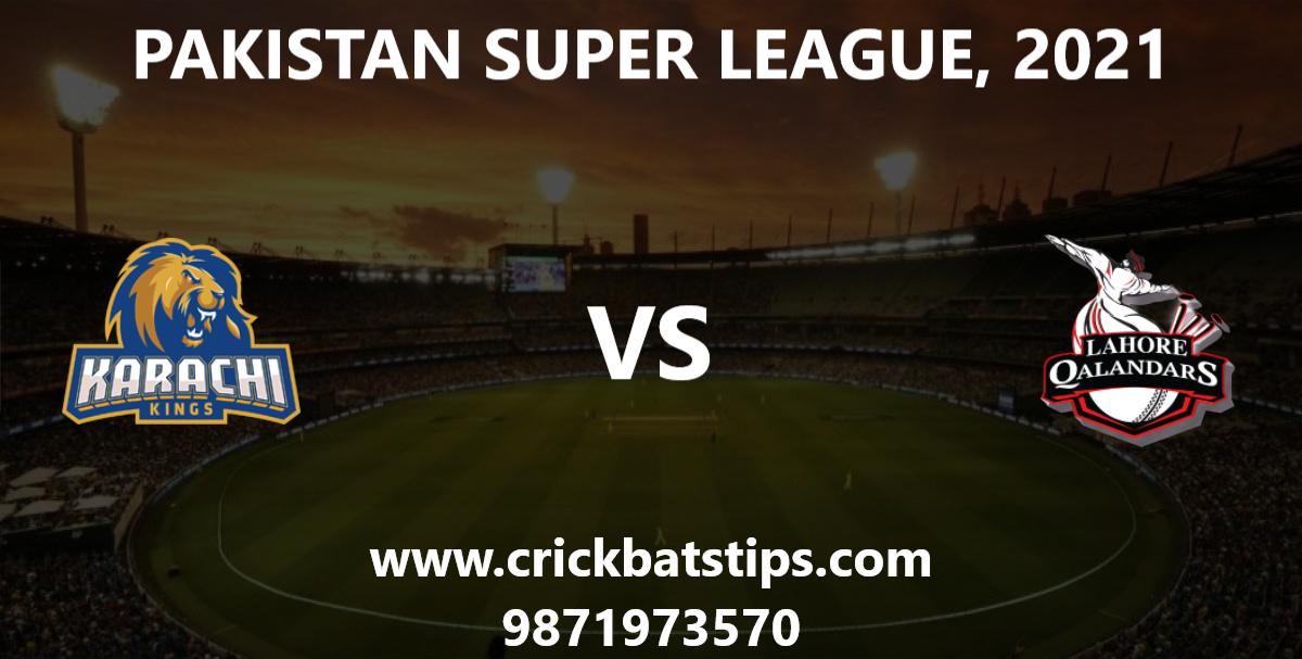Karachi-Kings-vs-Lahore-Qalandars-PSL-2021-Winner-News-Predictions
