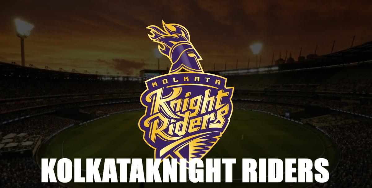 Kolkata Knight Riders Banner IPL 2021