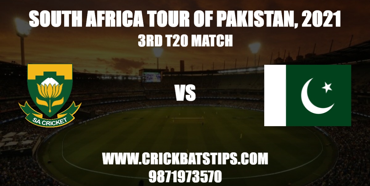 Pakistan vs South Africa, 3RD T20 Match Predictions, News and Tips