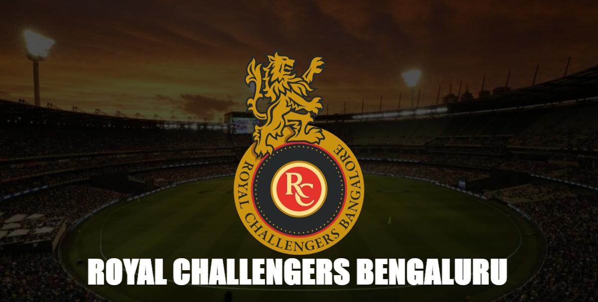 Royal Challengers Bangalore Banner IPL 2021