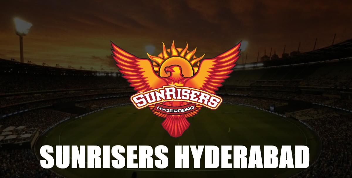 Sunrisers Hyderabad Banner IPL 2021