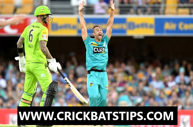 Sydney Thunder vs Brisbane Heat Knockout Match Betting Tips and Predictions