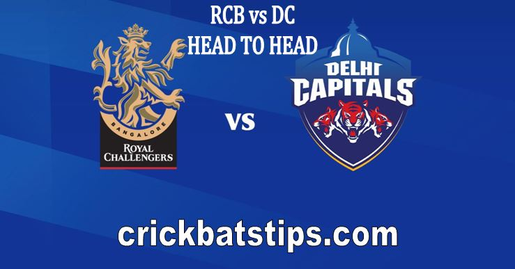 rcb vs dc head to head